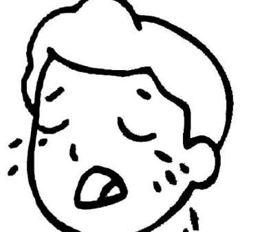 表情 人物各种表情简笔画图片 学习啦 表情