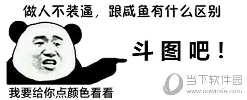 表情 手机QQ斗图功能在哪儿QQ斗图功能怎么开启 当下软件园 表情