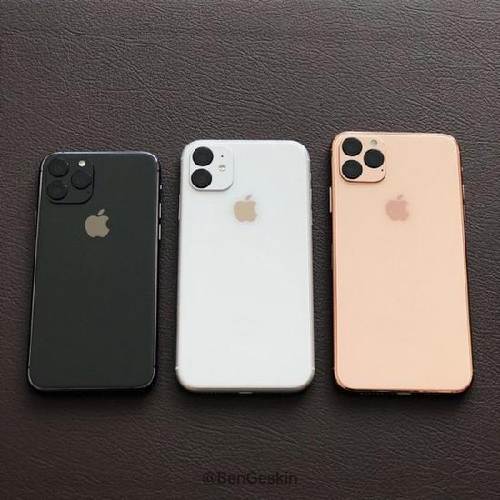 表情 iPhone 11曝光真机模型并未采用Type C充电口 苹果 iPhone11 iPhone11 Pro  表情