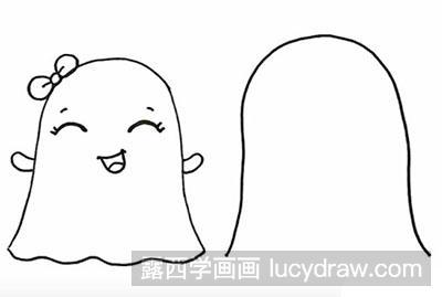 表情 怎么画简笔画表达快乐的表情 露西学画画 表情