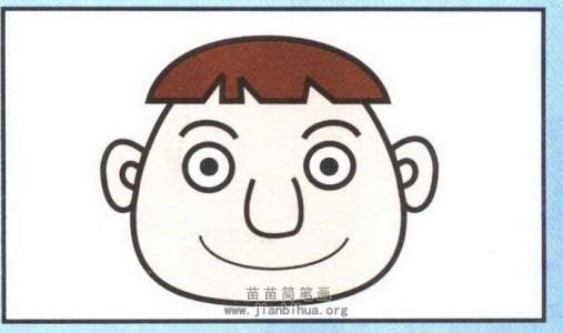 表情 害怕表情简笔画头像推荐 害怕的简笔画 表情