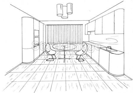 表情 厨房的简笔画图片大全集 建筑简笔画 厨房怎么画简笔画 家装大全 表情