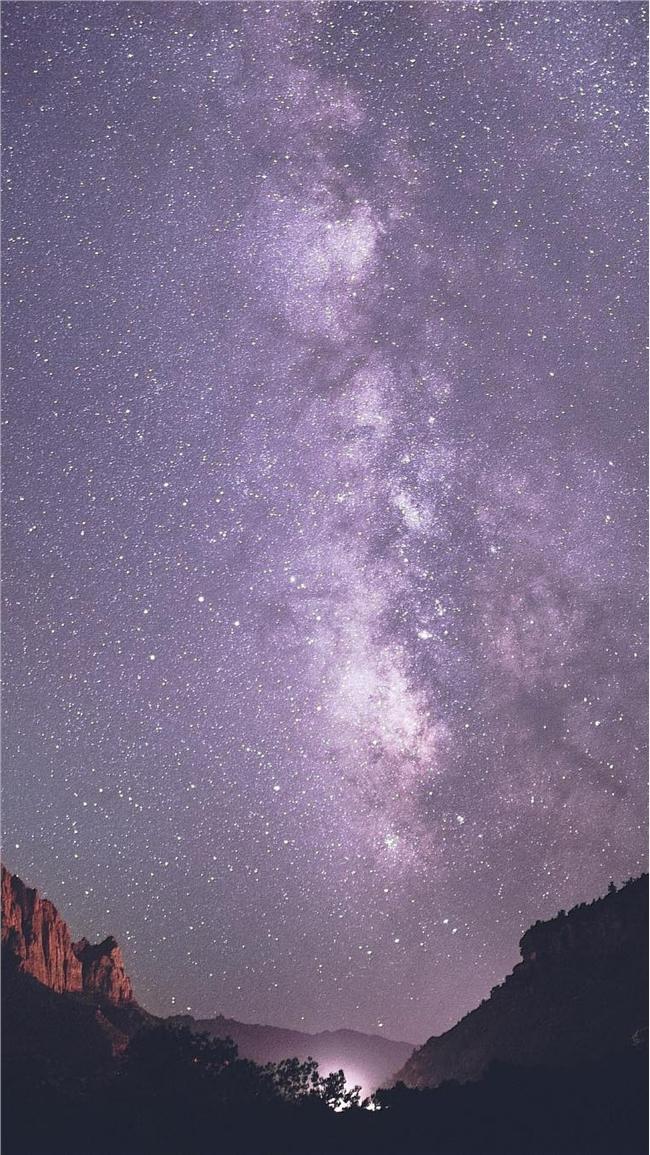 表情 唯美夜晚星空风景1080p手机动态壁纸专辑下载 非凡图库 表情图片
