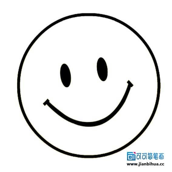 表情 面面可可简笔 www.jianbihua.cc 表情