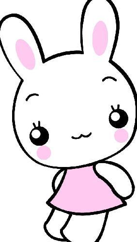 表情 小兔子简笔图片大全可爱图片 图片大全 表情