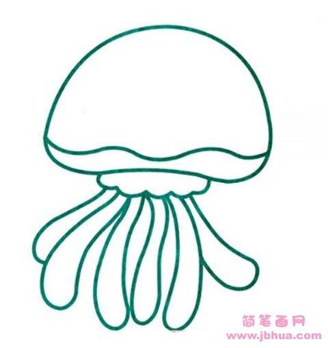 表情 海洋生物简笔画图片 儿童海洋生物简笔画大全 表情