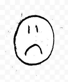 表情 难过表情简笔画图片免费下载 难过表情简笔画素材 难过表情简笔