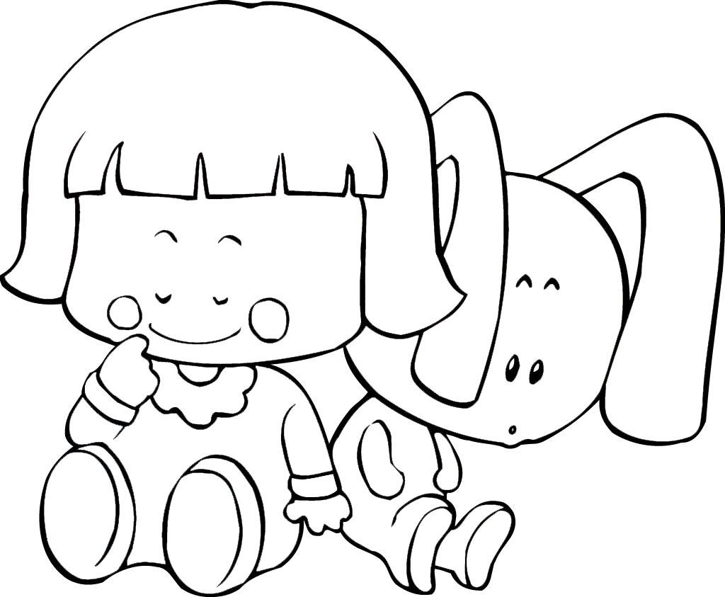 表情 小兔子简笔画 动物简笔画大全 美术必学课 表情