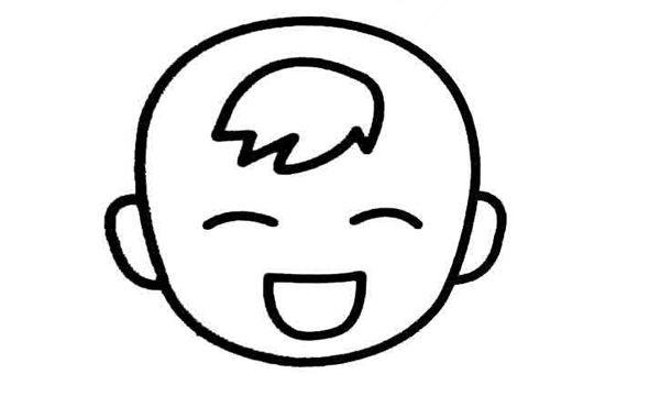 表情 脸部表情简笔画大全 qq表情简笔画大全 表情图片简笔画大全 ENYCE热搜图片网 表情