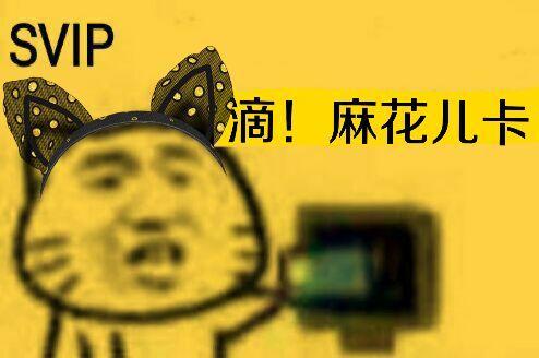 表情 滴 麻花儿卡 SVIP 大佬御用图库 斗图大佬 doutudalao.com 表情