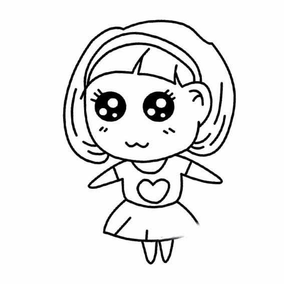 表情 有礼貌的表情简笔画 有礼貌的表情简笔画画法 表情