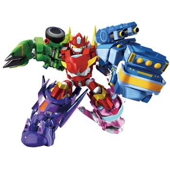 表情 开心超人联盟正义机车侠合体变形机器人开心超人玩具庄臣动漫正版正义机车  表情