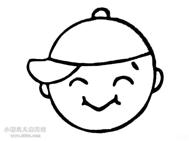 表情 笑哭表情简笔画 笑哭表情简笔画画法 表情