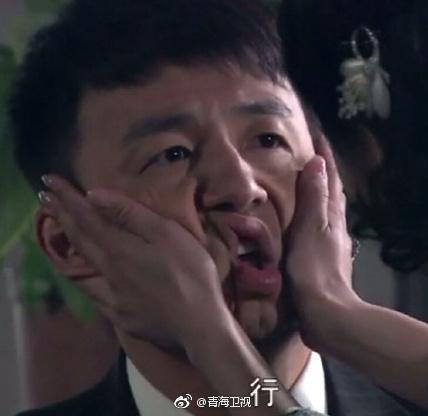 表情 飞哥大英雄 Wuli梁飞 雷佳音 真可 来自青海卫视 微博 表情