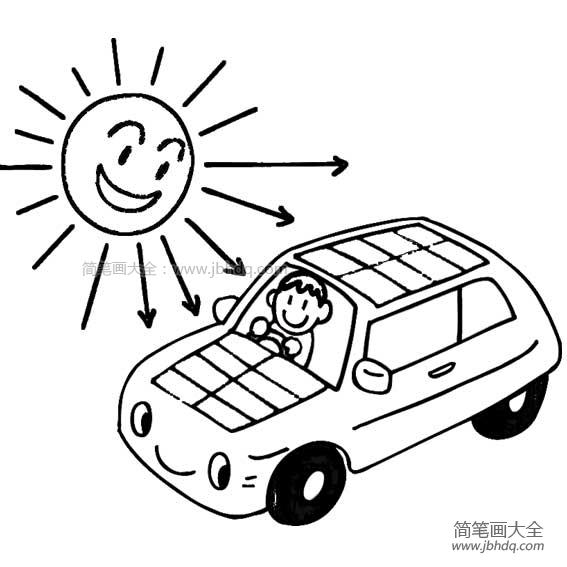 表情 汽车简化图片 图片大全 表情