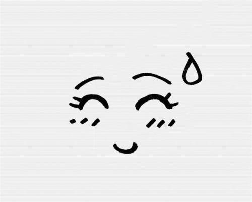 表情 惊恐的表情简笔画推荐 惊恐表情简笔画 表情