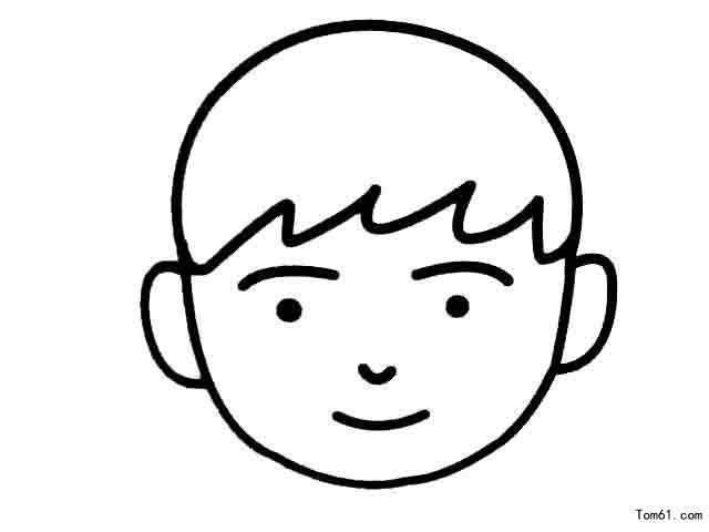 表情 各种表情图片 简笔画图片 少儿图库 中国儿童资源网 表情