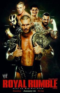 WWE:皇家大战 2014