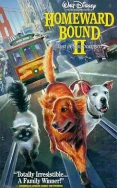 看狗在说话之旧金山历险记