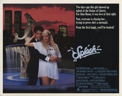 美人鱼(1984)