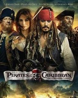 加勒比海盗惊涛怪浪
