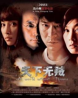 天下无贼冯小刚执导刘德华刘若英主演的电影