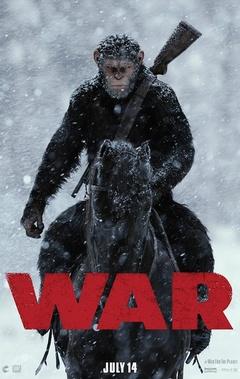 猩球崛起3:终极之战