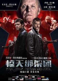 惊天绑架团(2015)