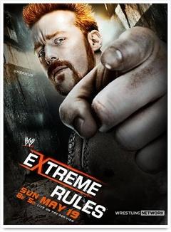 WWE:极限规则 2013