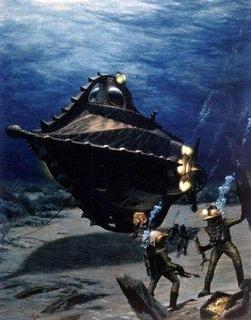 海底两万里:尼摩船长