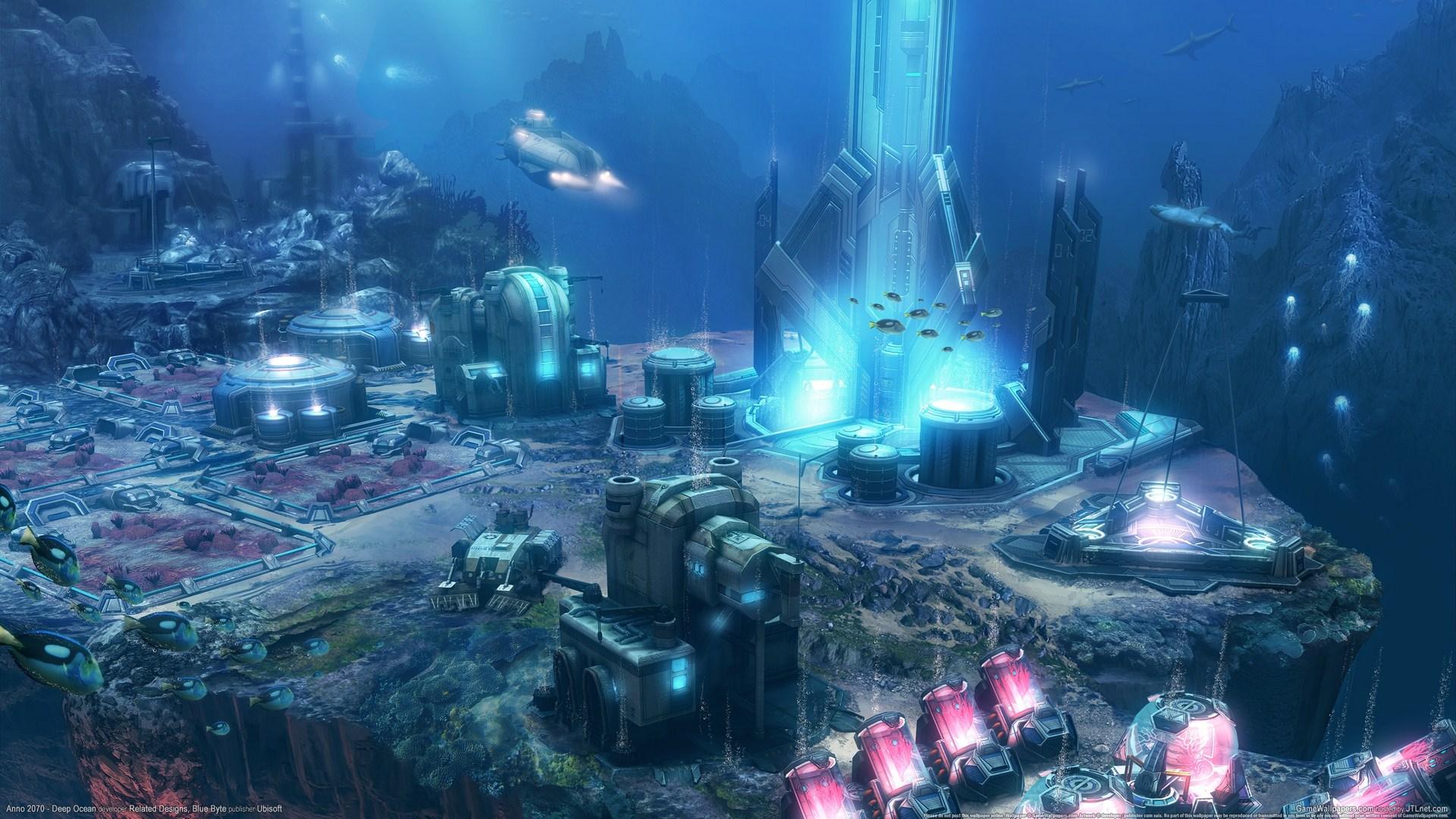 纪元2070:深海相关图片