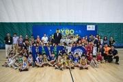 星耀未来青少年篮球公开赛打响 姚明助阵
