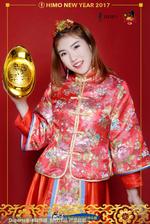 红火中国风!江苏男篮拉拉宝贝新春拜年写真