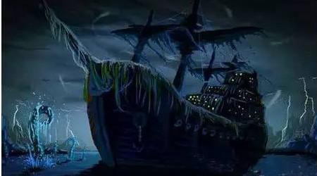 世界十大神秘幽灵船?大海中的灵异事件