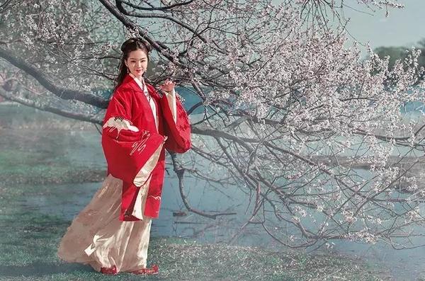 从古至明几千年的女装汉服史,就讲到这里啦!图片