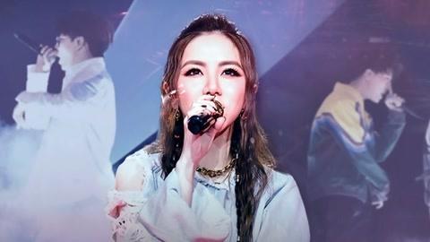 神仙Live榜:第12周TOP1 邓紫棋《We Are Young》