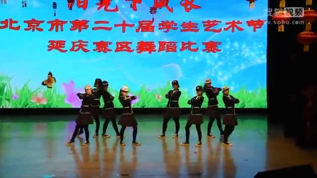 偶像万万岁 学生艺术节 舞蹈比赛