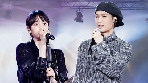 神仙Live榜:第8周TOP1 张艺兴&欧阳娜娜《Honey》