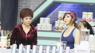 第9期:蔡明曝减肥历程两月未吃米粒
