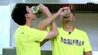 第8期:姜武常远喝交杯酒 李响被嘲身高矮