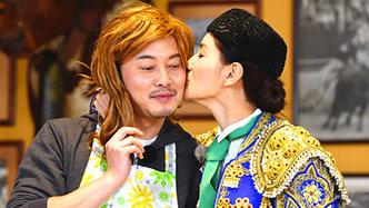 第9期:沙溢男扮女装神模仿李湘