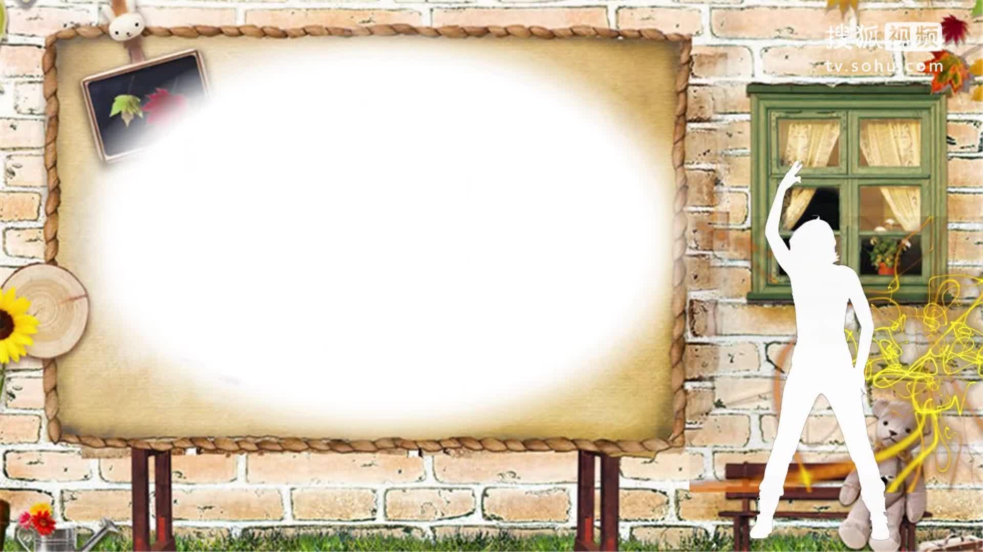 ppt 背景 背景图片 边框 家具 镜子 模板 设计 梳妆台 相框 1920_1078