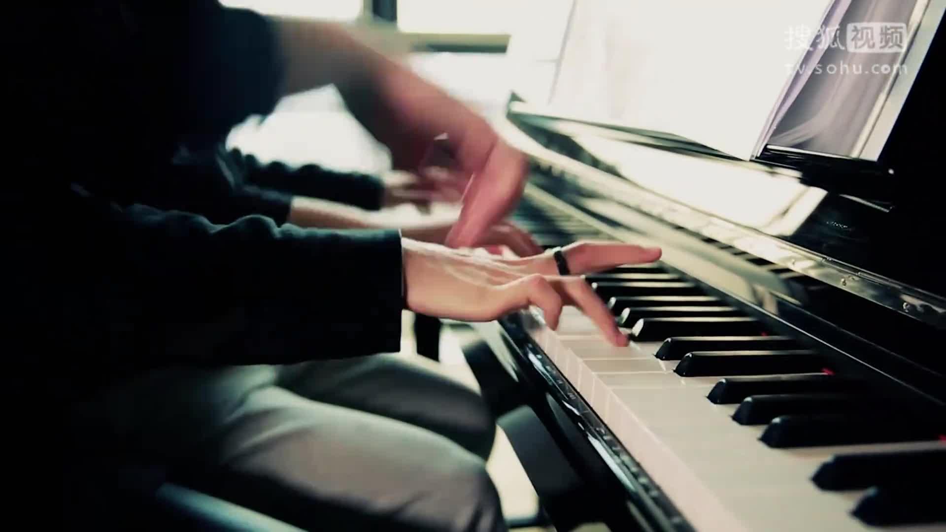 西游记片头曲-钢琴四手联弹图片