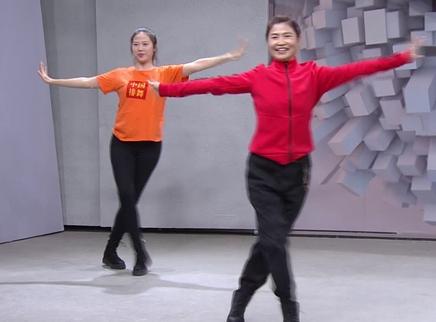 舞蹈《人人平等奔小康》