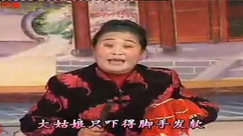 河南坠子 王婵出世 陈明山 戴玉环 第七段 姑娘吓得手脚软 井照鑫