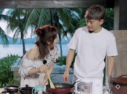 第11期:张杰谢娜首秀私房菜