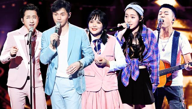 国庆演唱会:学员齐唱《我爱你中国》