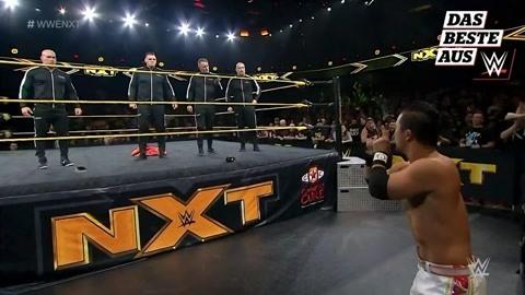 WWE一周精彩:1挑4好戏精彩上演