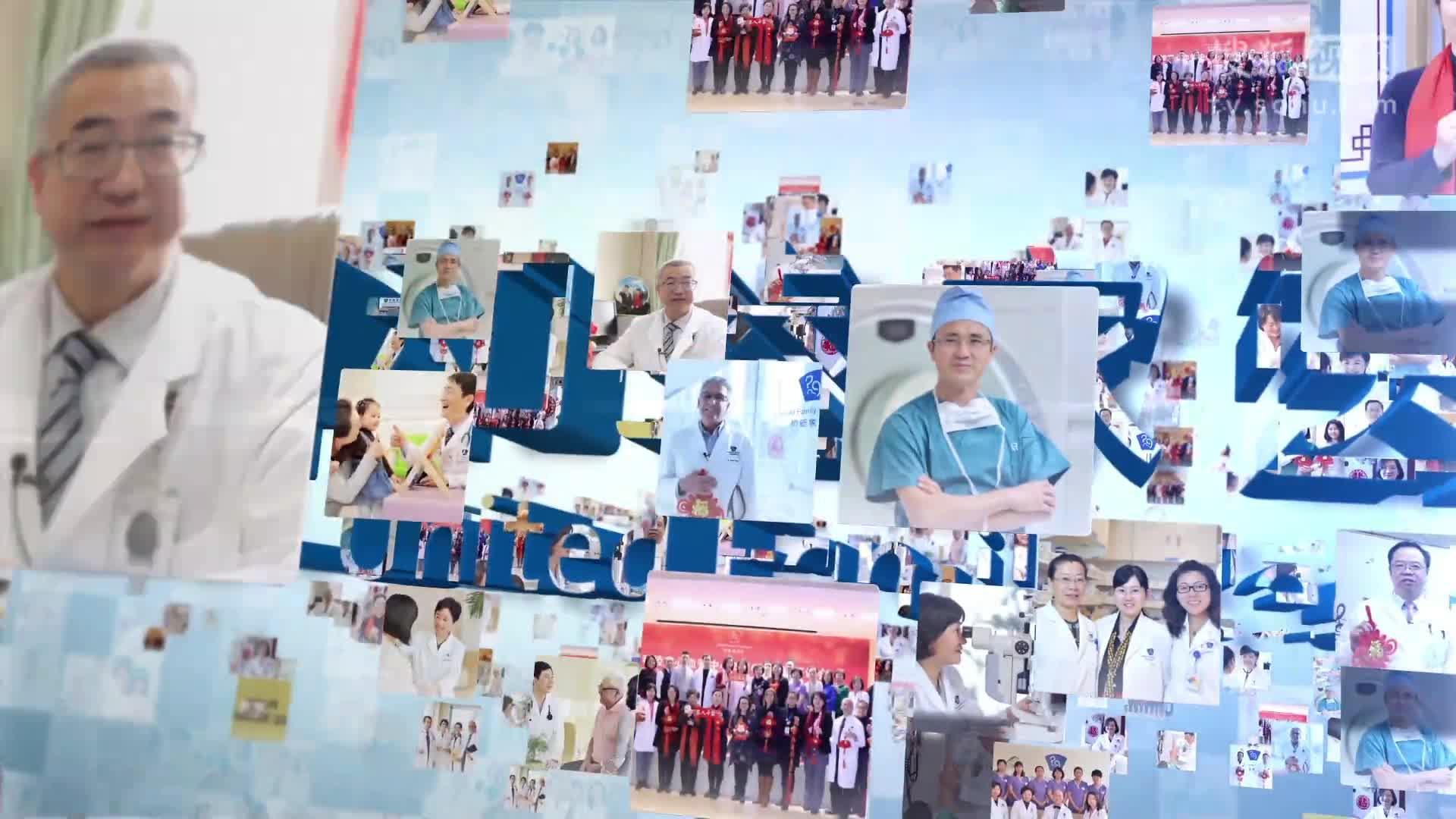 中国医院微电影节 新春特献 17种语言演绎中国式大拜年