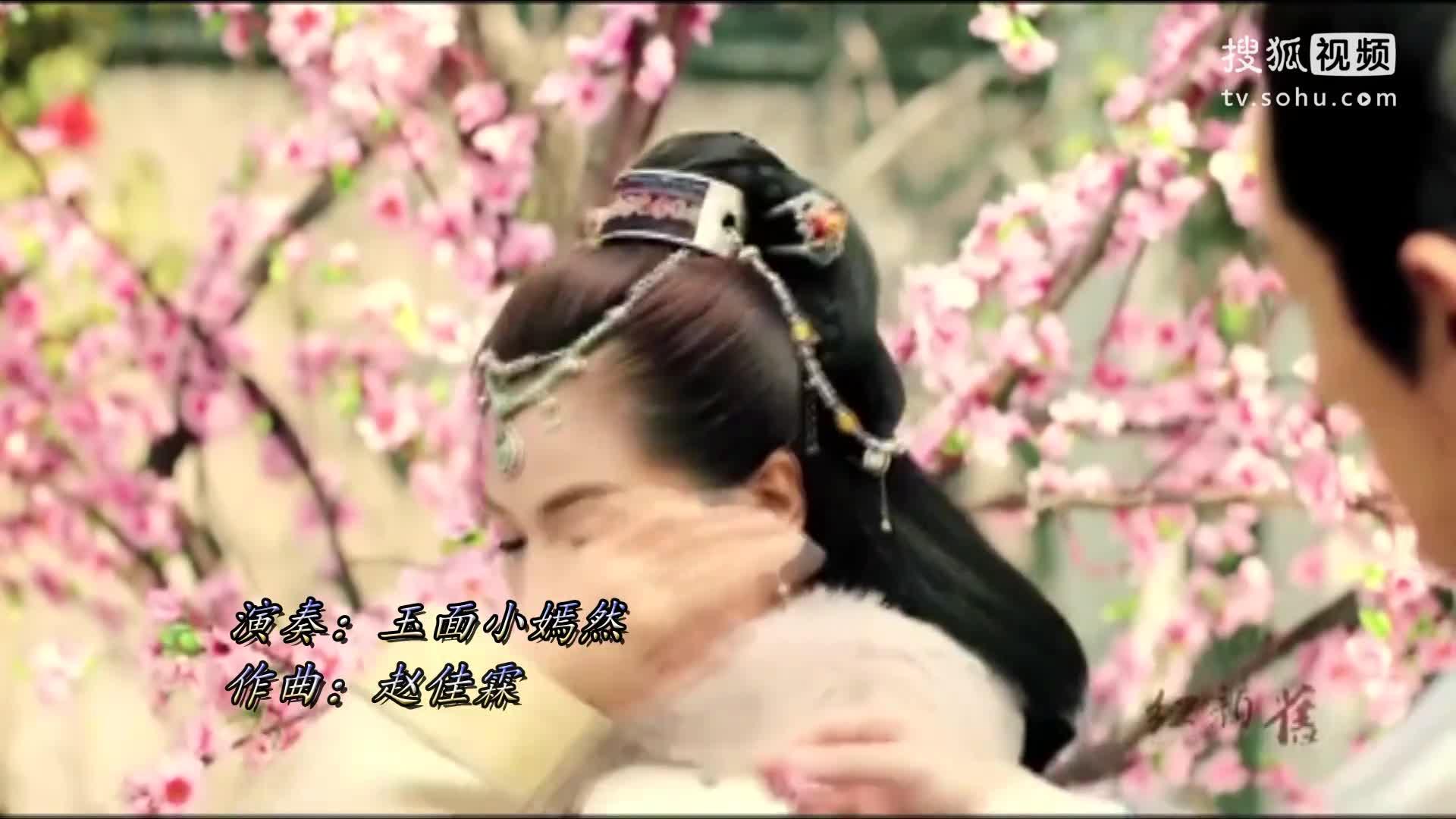 琅琊榜 《红颜旧》 玉面小嫣然 古筝 视频
